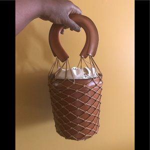 Handbags - Brand New Never Been Worn Leather Bucket Bag